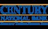 Century National Bank Logo