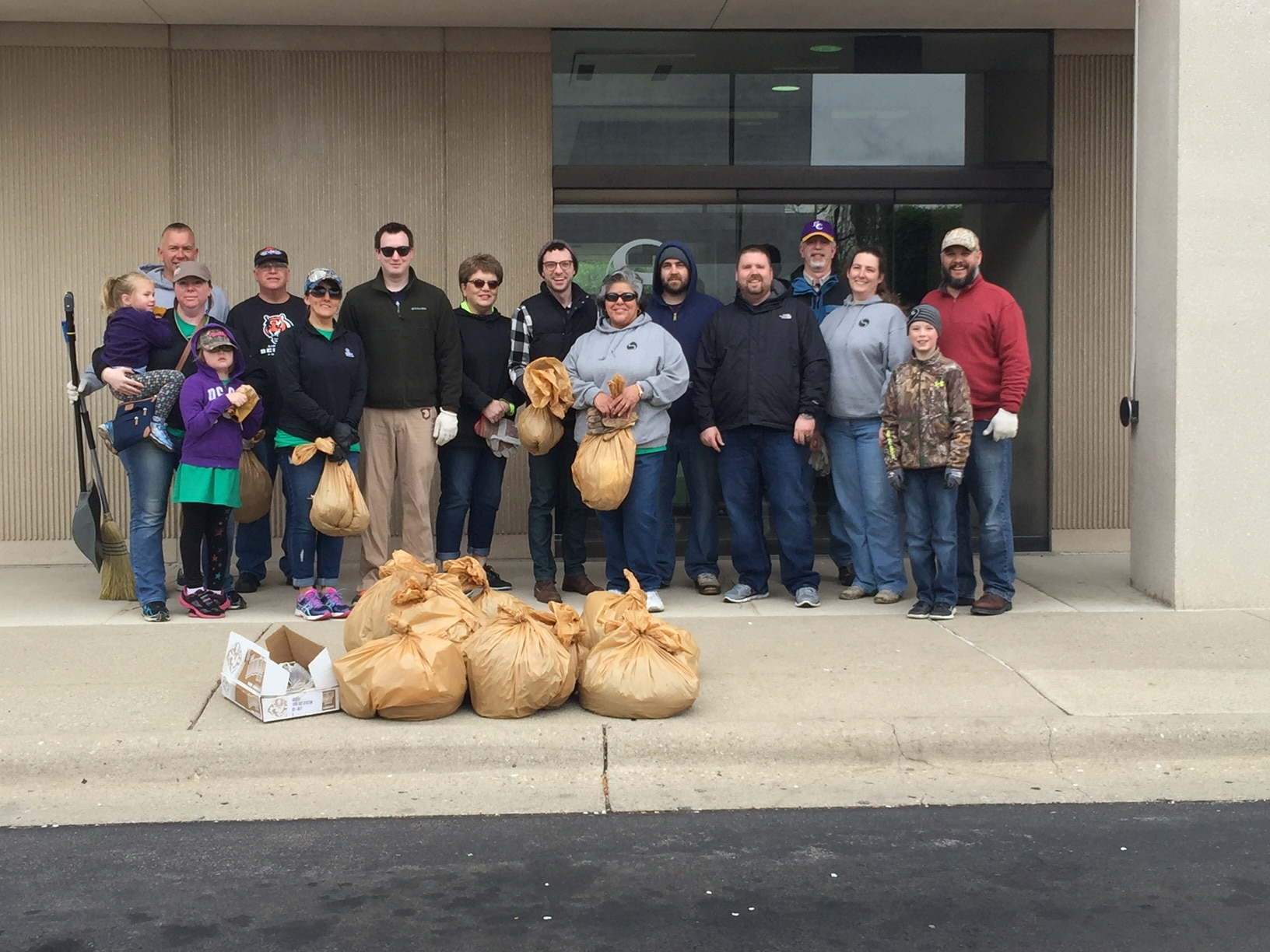 Downtown Springfield Clean Up