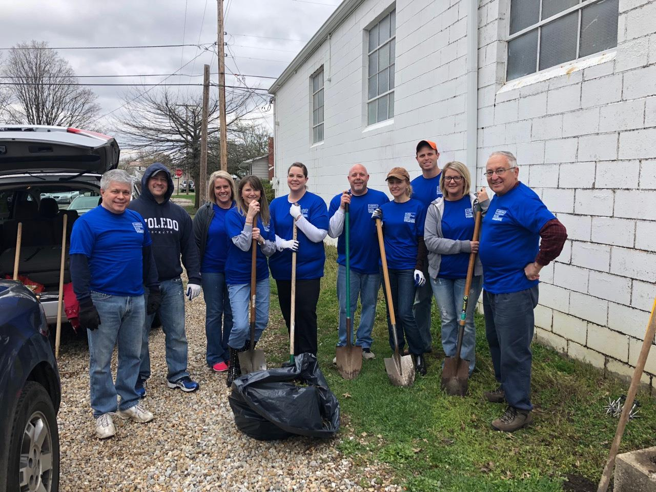 FNB Cares - Habitat for Humanity