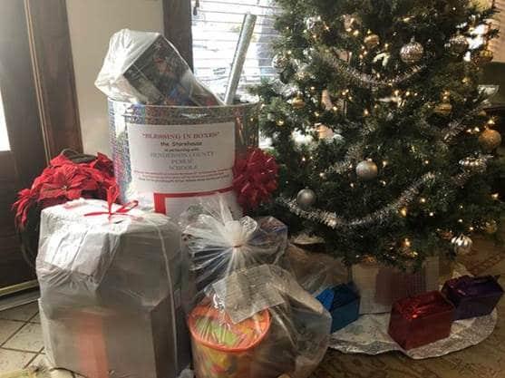 Hendersonville Blessings in Boxes