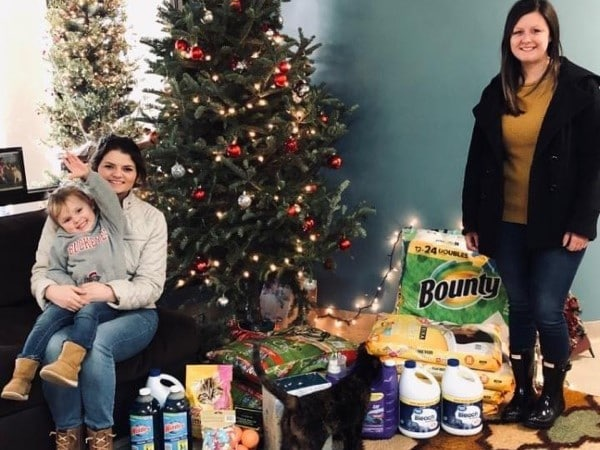 Jeans Days Donations Galion