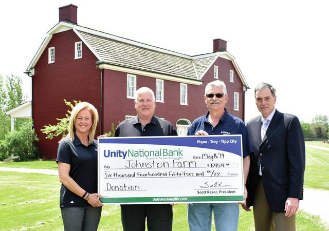 Johnston Farm & Indian Agency Donation