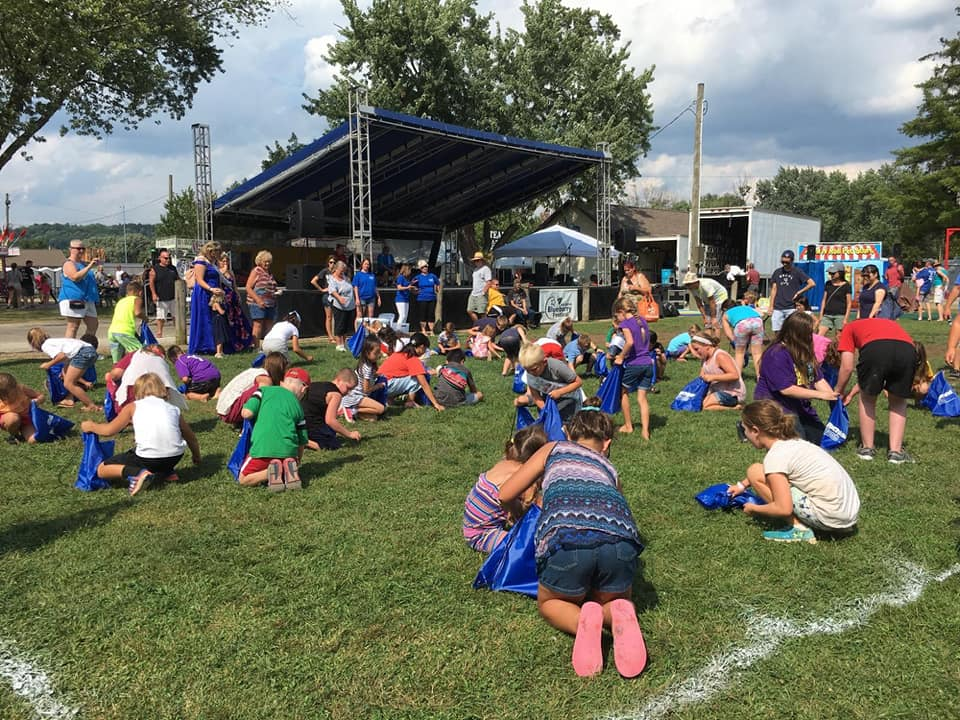 Lexington Blueberry Festival Treasure Hunt