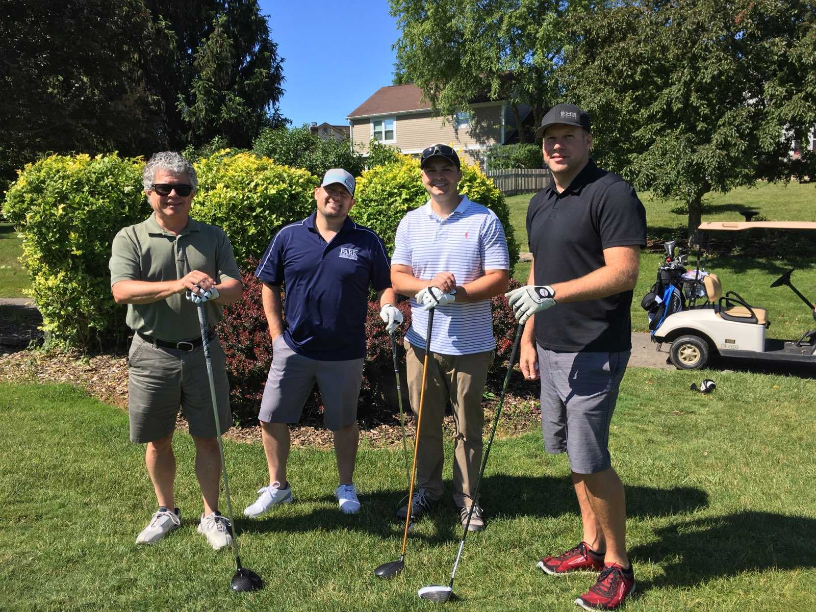 PACC Golf outing