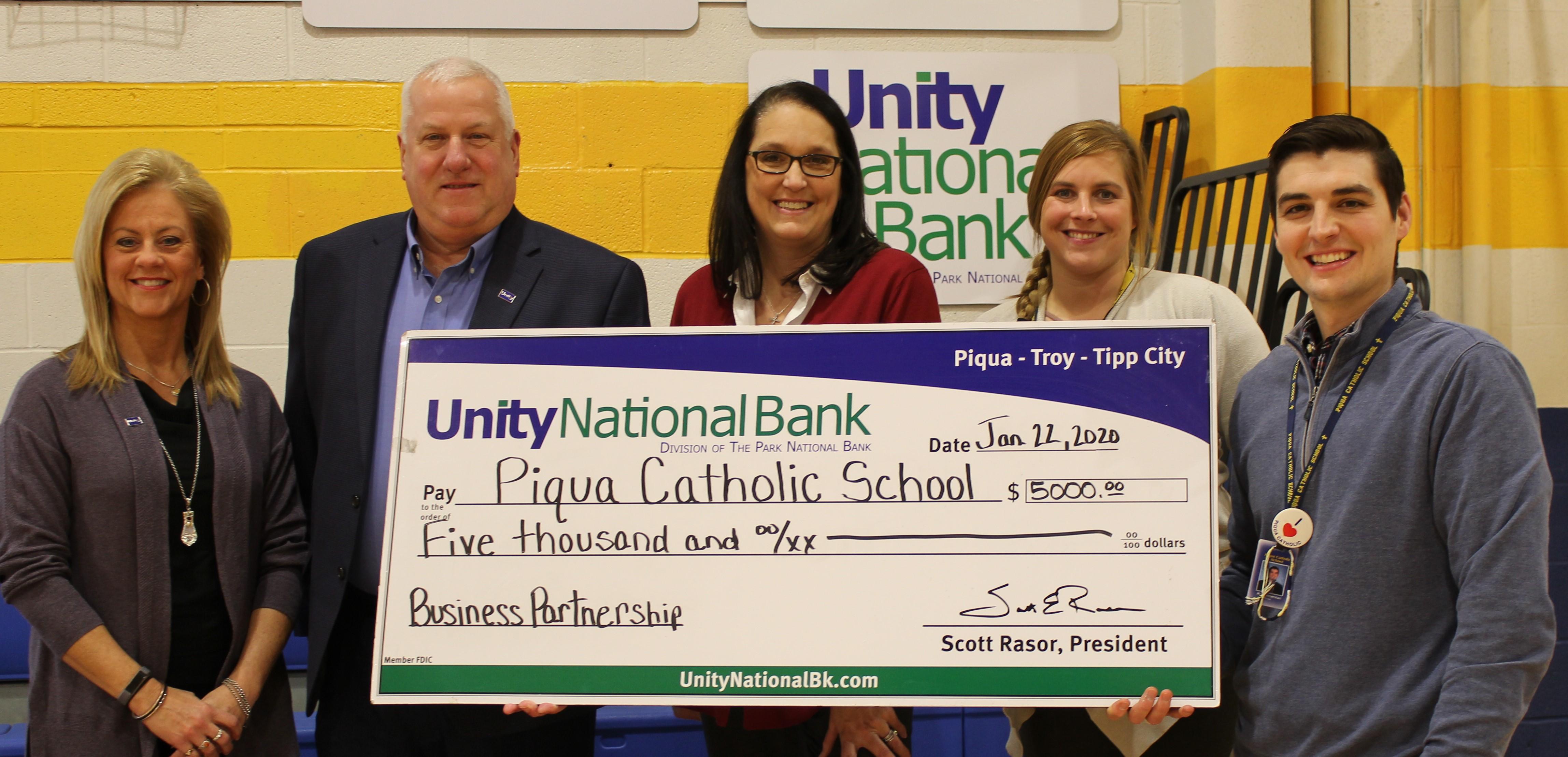 Piqua Catholic School Partnership