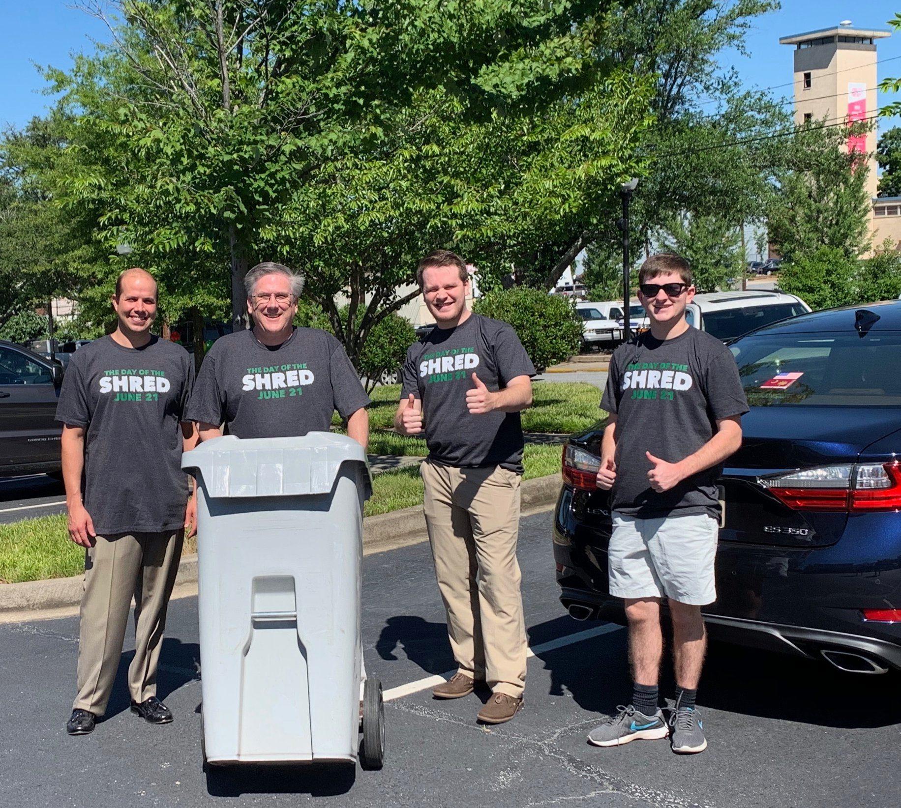 Spartanburg Community Shred Day