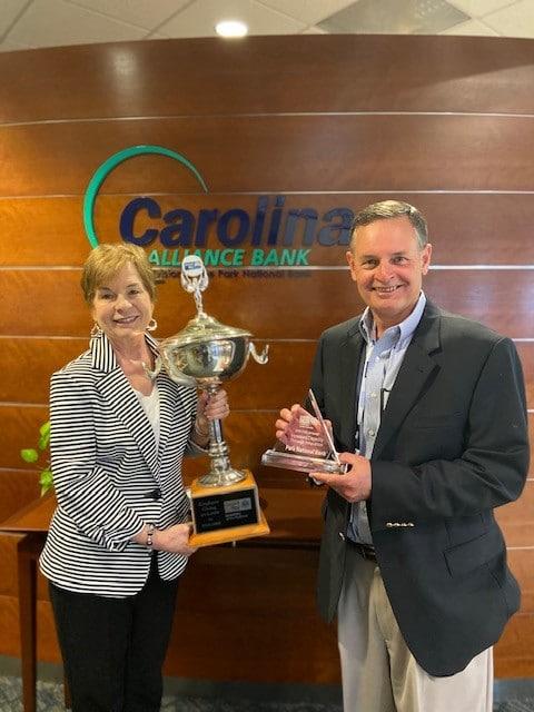 Spartanburg United Way Award