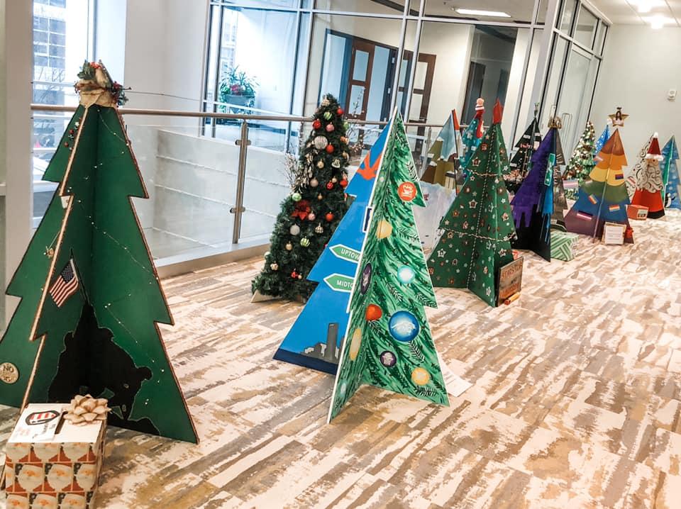 Stars of Tomorrow Holiday Tree