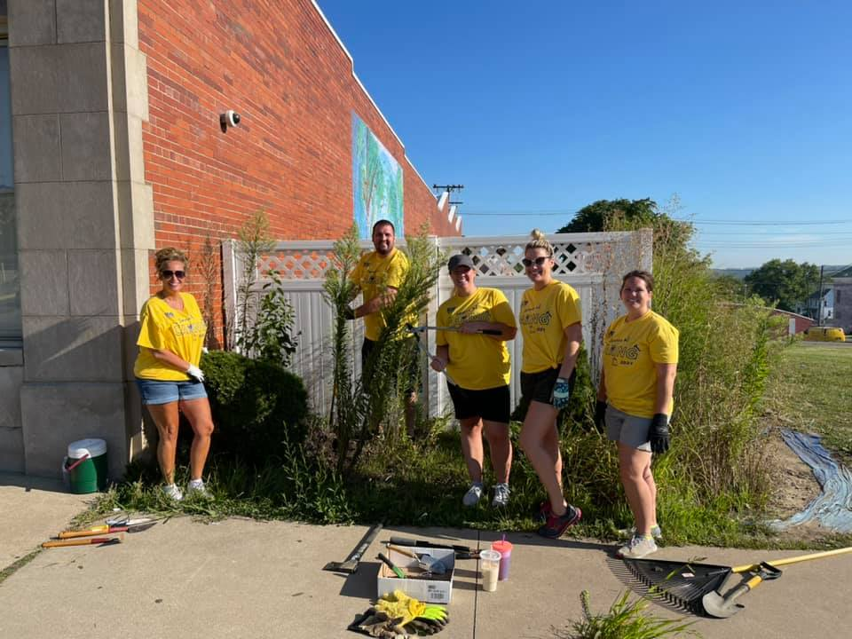 Summer Day of Caring