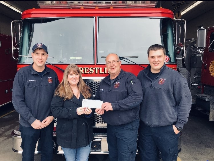 Supporting those who keep us safe Crestline