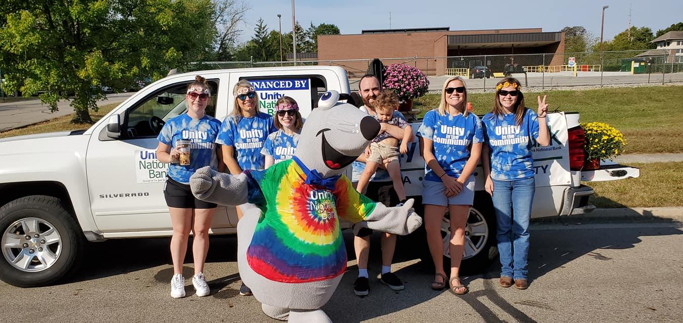 Tipp City Mum Festival Parade