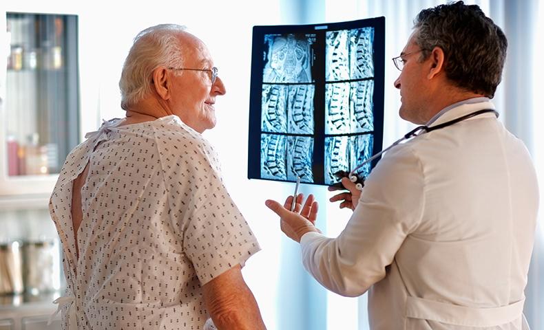 Senior Male Patient